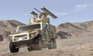 W Abu Zabi można zaopatrzyć się w pojazdy wojskowe na przyszłe wojny