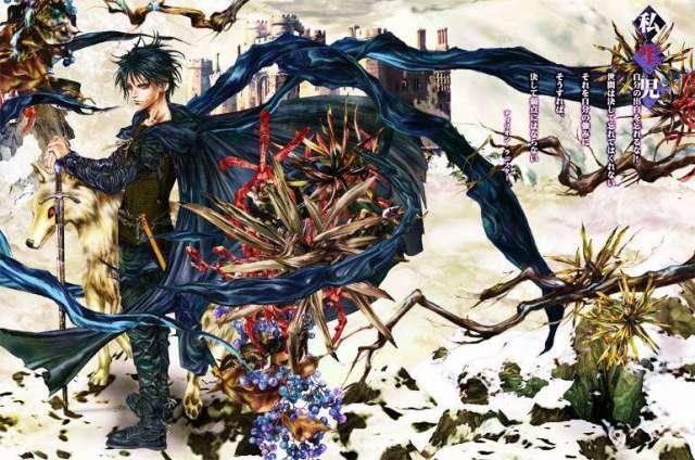 asoiaf-jon-snow-japanese-illustration