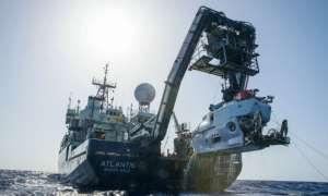 Oceanolodzy przypadkiem odkryli dwustuletni wrak