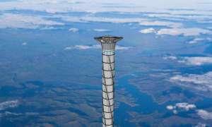 Kanadyjska firma opatentowała projekt niewielkiej windy kosmicznej