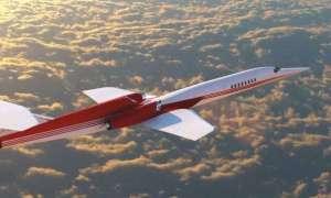Aerion AS2 – pierwszy ponaddźwiękowy samolot biznesowy