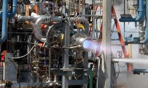NASA testuje silniki spalające metan