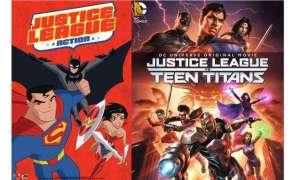 Liga Sprawiedliwości pojawi się w dwóch nowych animowanych produkcjach
