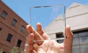Przezroczysta bateria słoneczna naładuje twój telefon