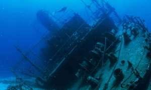 Zaskakująca statystyka: zbadano tylko 1% wszystkich wraków statków