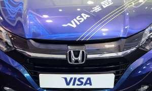 Visa i Honda przedstawiają samochodowe płatności