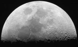 Wydrukuj w 3D powierzchnię Księżyca
