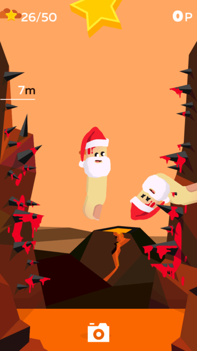 Bloody Finger Jump Android