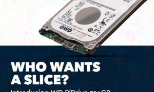 WD PiDrive – dysk twardy dla Raspberry Pi