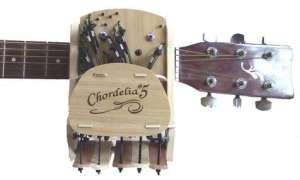 Chordelia pozwoli Tobie grać na gitarze bez nauki