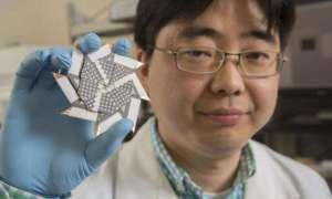 """Papierowy """"shuriken"""" przyszłością biologicznych ogniw paliwowych?"""