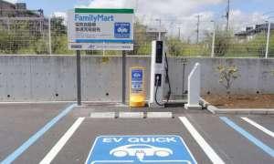 Japonia posiada więcej punktów ładowania niż stacji benzynowcyh