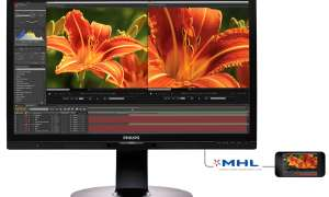 Test monitora 4K UHD Philips 241P6VPJKEB