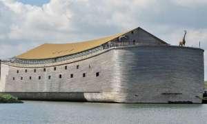 Przejdź się po Arce Noego dzięki technologii VR