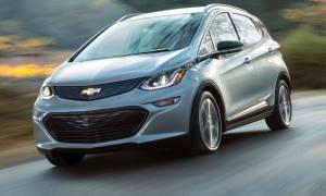 Chevrolet planuje walczyć z Teslą za pomocą Bolt EV