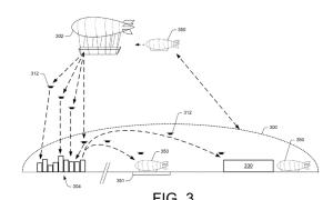 Czy niebo wkrótce zaciemni się od zeppelinów firmy Amazon?