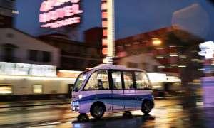 Las Vegas ma własnego elektrycznego i autonomicznego busa