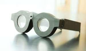 Okulary, które dostosowują soczewkę do potrzeb