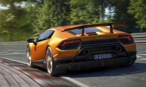 Zakochaj się w bijącym rekordy Lamborghini Huracan Performante