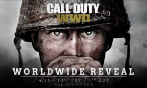 Call of Duty: WWII oficjalnie potwierdzone! Pierwszy pokaz gry już 26 kwietnia o 20 czasu polskiego!