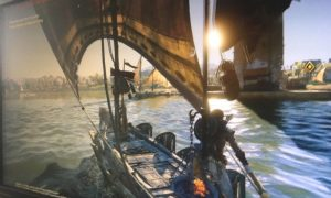 Assassin's Creed Origins odpalicie w 4K/30 fps na konsolach