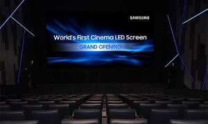Samsung zamierza zrewolucjonizować kina za pomocą Cinema LED Screen