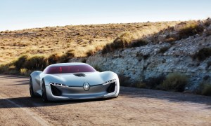 Renault Trezor zostanie w październiku zaprezentowany w Polsce