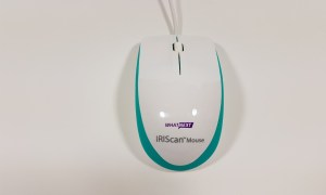 Test myszki i skanera w jednym: IRIScan Mouse Executive 2