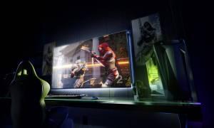 Nvidia prezentuje nową generację monitorów dla graczy