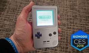 Zapowiedź odświeżonego Game Boya od Hyperkin