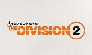 The Division 2 z oficjalną zapowiedzią