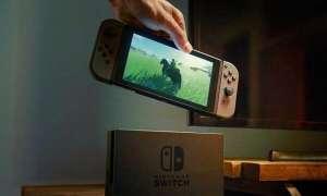 Nintendo Switch oficjalnie zhackowane