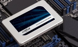 Test dysku SSD Crucial MX500 250 GB