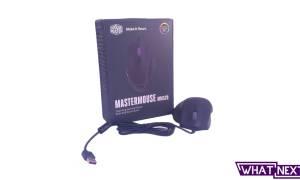 Test myszy MasterMouse MM520