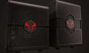 Pierwsza na świecie konwertowalna obudowa do PC