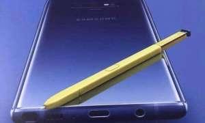 Galaxy Note 9 – ogromna bateria i kontrowersyjna ładowarka