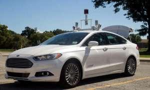 Ford zamierza podbić rynek autonomicznych samochodów