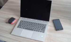 Test ultrabooka Lenovo Yoga 920