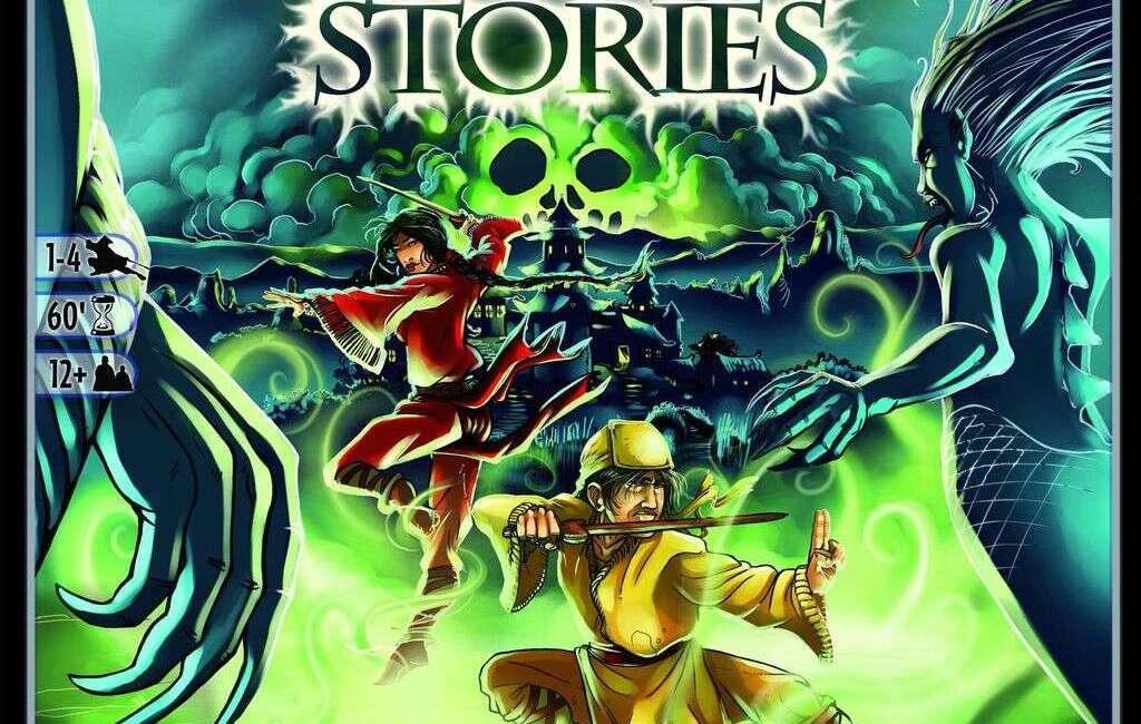 Ghost Stories tło