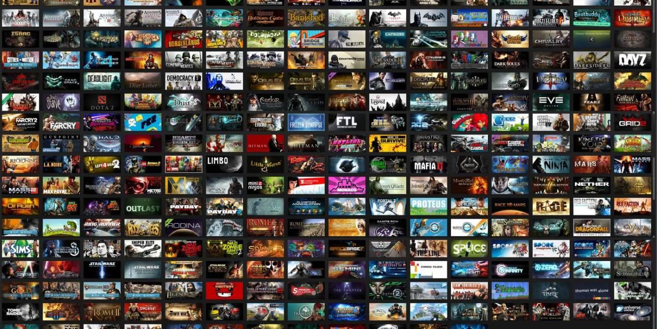 Steam, Valve, gry, top gier, SteamSpy, statystyki,