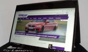 Test ultrabooka Lenovo Yoga 730