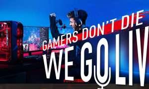 Akcja #GamersGoLive zrzeszyła AMD, MSI, HyperX, Cooler Mastera i Seagate w celu…