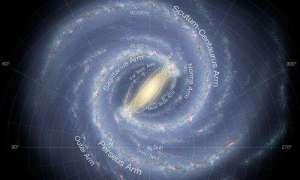 7 miliardów lat temu Droga Mleczna umarła, by potem powrócić do życia