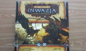 Recenzja gry karcianej Warhammer: Inwazja LCG