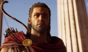 Ateny na nowym materiale z Assassin's Creed Odyssey
