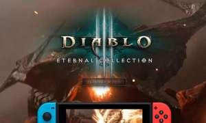 Blizzard potwierdza wersję Diablo III na Switcha. Ta powstała w rekordowo krótkim czasie!