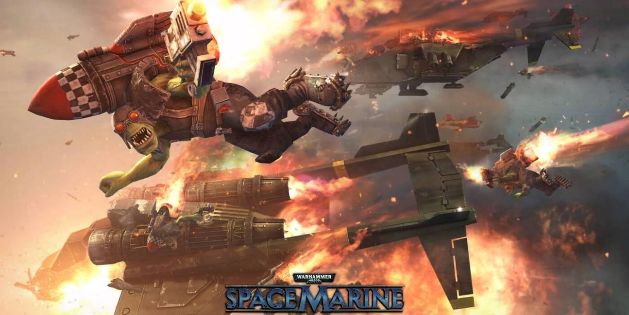 Warhammer 40,000: Space Marine, Warhammer 40,000, Warhammer, Space Marines, Humble Bundle, Bundle, humble , za darmo, promocja, free