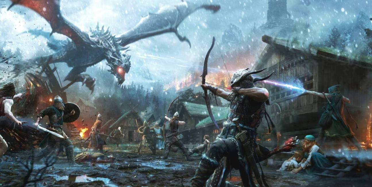 The Elder Scrolls: Legends, TES, Legends, karcianka, The Elder Scrolls, TES, PlayStation 4, debiut, cross-play, crossplay, premiera, debiut