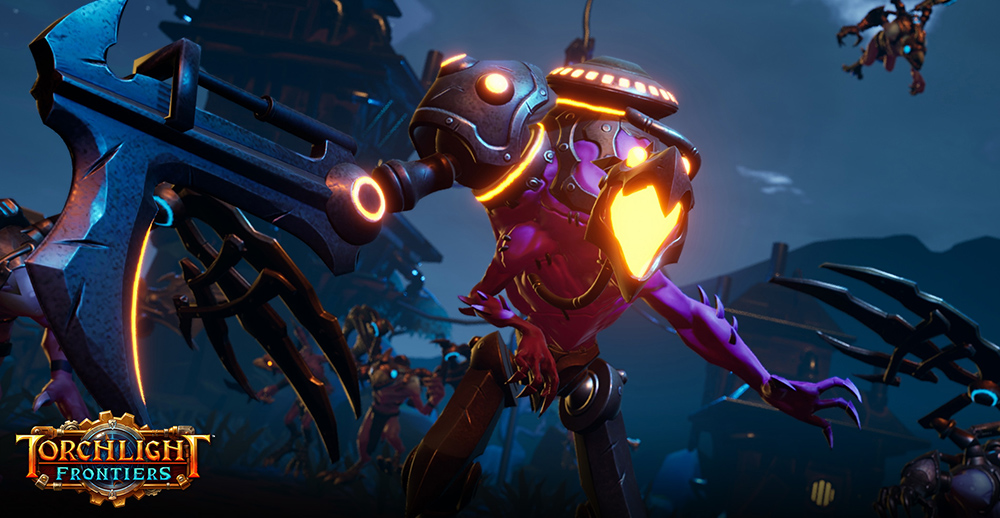 Torchlight Frontiers, Torchlight. seria, kontynuacja, zapowiedź, gameplay, Gamescom 2018, Gamescom