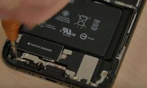 Tak wygląda iPhone Xs od środka
